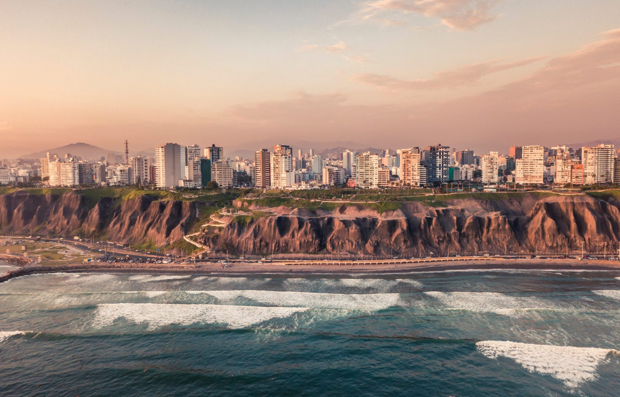 Peru at daytime
